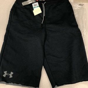 Under Armour Bottoms - New Under Armour Big Boys Soft French Terry Shorts c3f084fdc98f